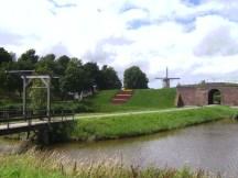 Mühle Sluis Rundgang