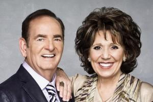Claude and Connie Hopper headshot
