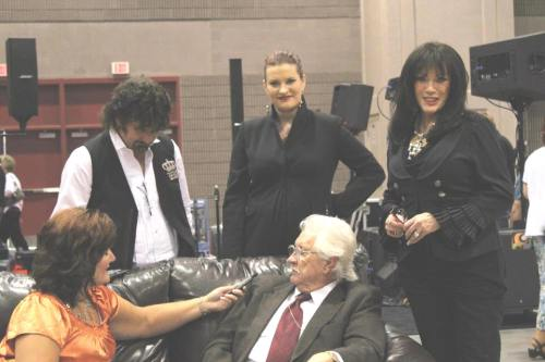 SGN Scoops writer Lorraine Walker interview with Rambo McGuire 2011