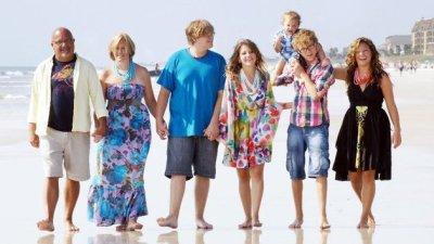 Dusty Wells family