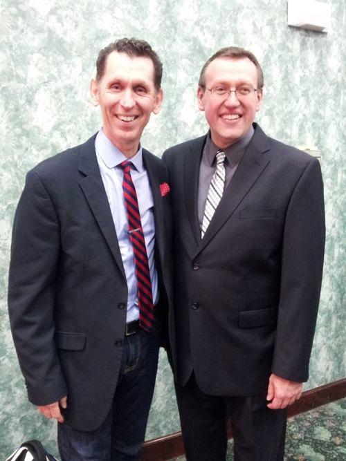 Tim Lovelace and Rob Patz