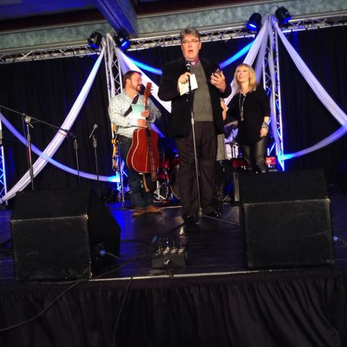 Jeff Steele, 2014 Dottie Rambo Songwriter Of The Year