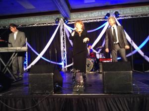 The Freemans perform at 2014 Diamond Awards