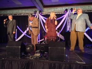 The Steeles with John Lanier and Tony Gore