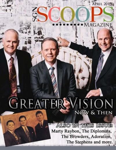 April 2015 SGNScoops Magazine