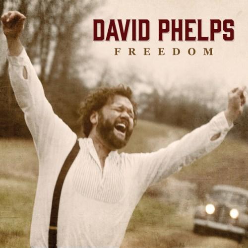 Award-winning Tenor DAVID PHELPS Tops Sales Charts