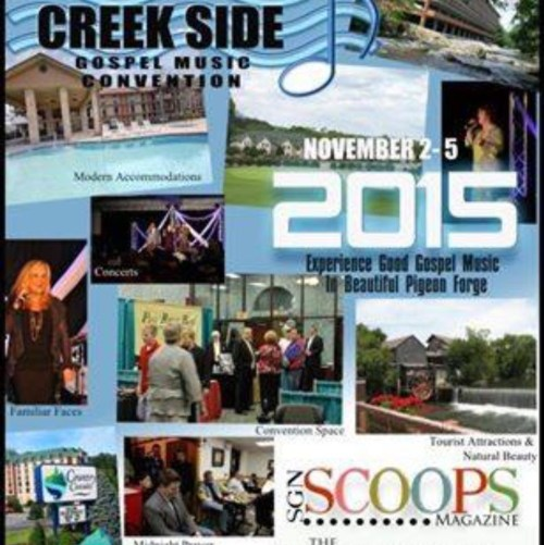 Creekside poster