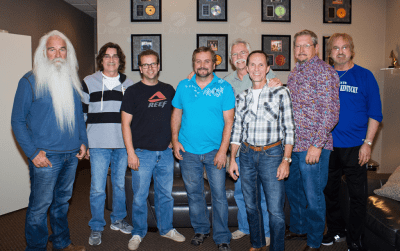 Blackwood Brothers Quartet Features Special Guests, Oak Ridge Boys, on New Single