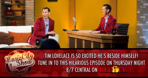 Tune-in Alert For RFD-TV's Music City Show Tim Lovelace