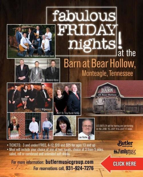 """Fabulous Friday Nights"" Gospel Music Dinner Theater"