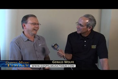 Gerald Wolfe On This Weeks Gospel Music Today