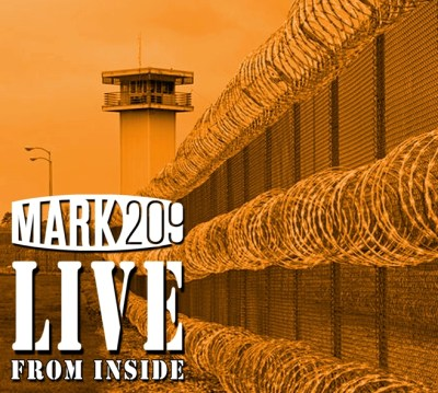 MARK209 Records Live Album Inside Prison