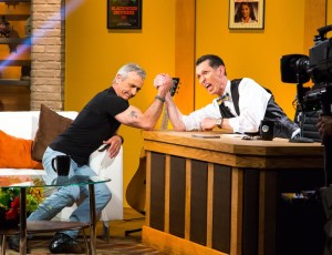 Aaron Tippin and Tim Lovelace