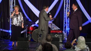 Hyssongs at 2014 Diamond Awards