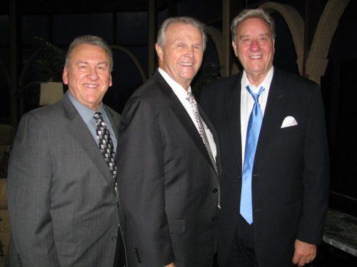 Tank Tackett, Jerry Goff, Bill Dykes