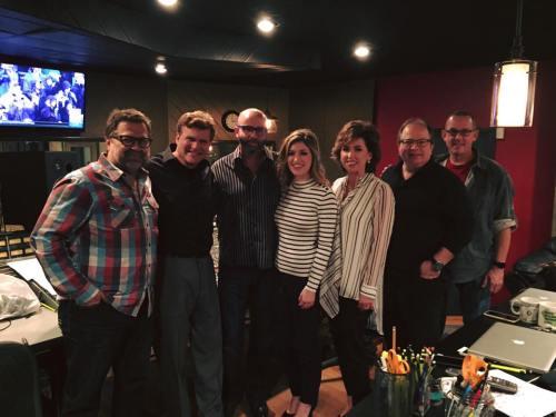 The Kramers In The Studio