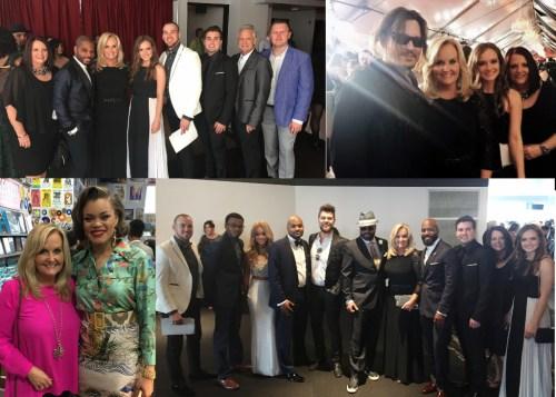 Karen Peck & New River Experiences Grammy Moments