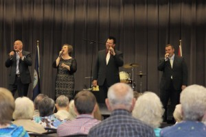 Veterans Night At Southern Gospel Weekend