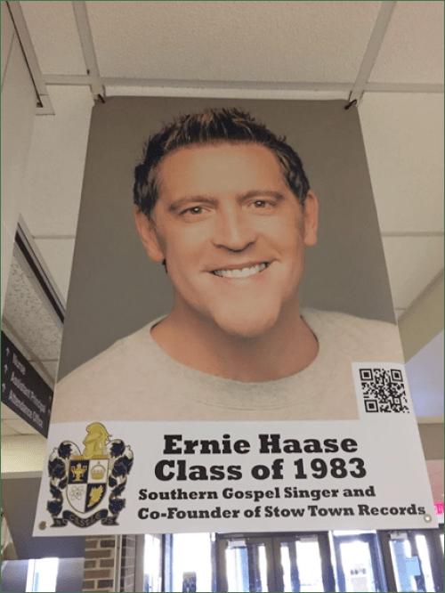 Ernie Haase - Legend