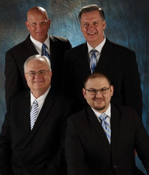 Old Time Preachers Quartet