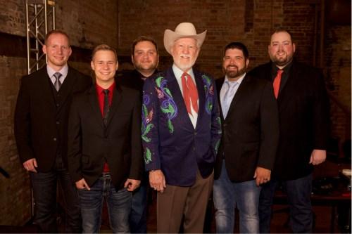 Bluegrass and Gospel Master Doyle Lawson comments on new album, Burden Bearer