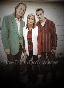 Biney English and Family