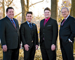 THE DIXIE MELODY BOYS REACH SCHEDULING AGREEMENT WITH BECKIE SIMMONS AGENCY
