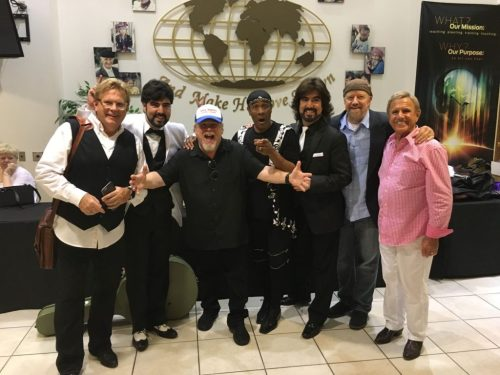 Chrisagis Brothers Legends tour with Scott Wesley Brown,Leon Patillo,Dave Boyer, Bruce Carroll, Steve Camp