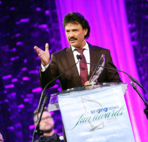 Ivan Parker Wins Singing News Fan Award And Continues Success On Radio