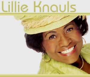Miss Lillie Knauls, 'The Hat Lady'