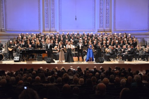 The Collingsworth Family Plays Carnegie Hall
