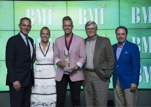 BMI Honors Christian Music's Best at the 2017 BMI Christian Awards in Nashville