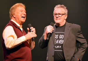 Bill Gaither and Mark Lowry