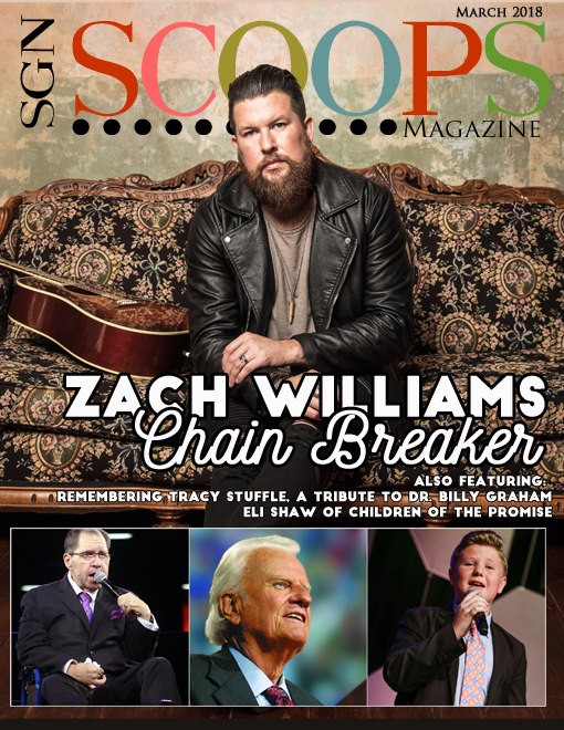 March 2018 SGNScoops Magazine