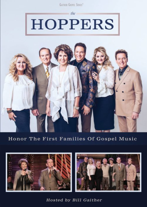 The Hoppers: Honor the First Families of Gospel Music DVD cover art