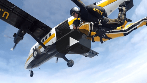 THE MARTINS Are STILL STANDING and Celebrating an All-new Release Following Tandem Jump