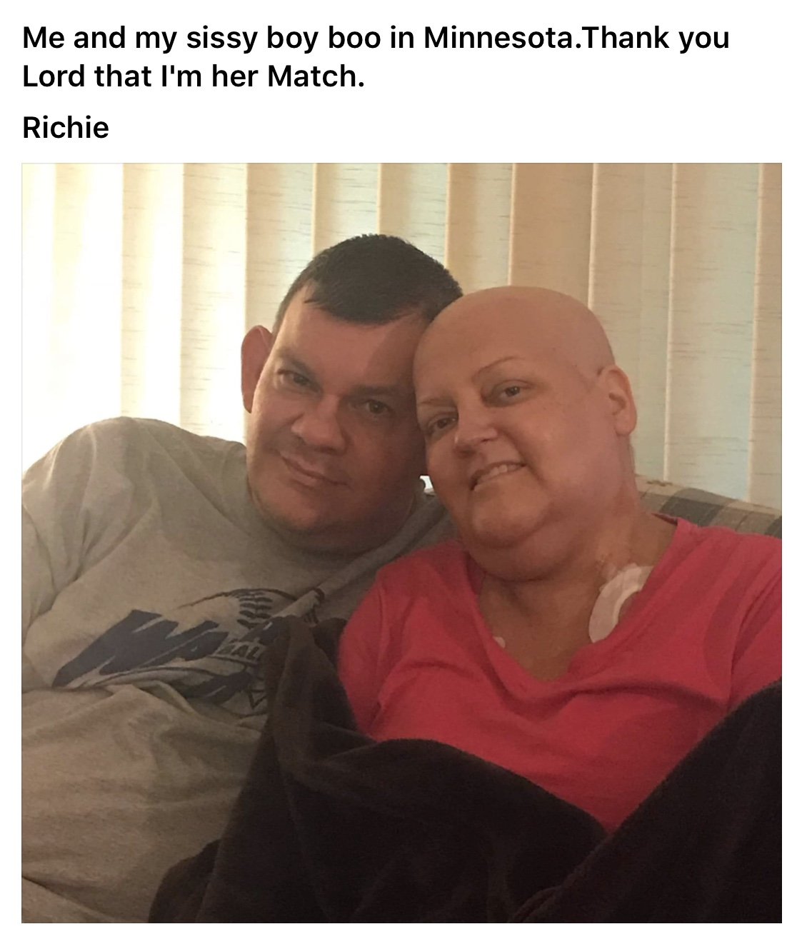 Prayers For Richie Rose....