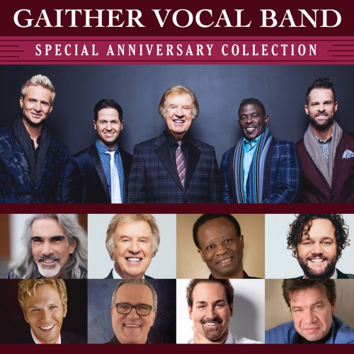GRAMMY® Award-winning GAITHER VOCAL BAND Releases Special Anniversary Collection in Conjunction with Fall Reunion Event