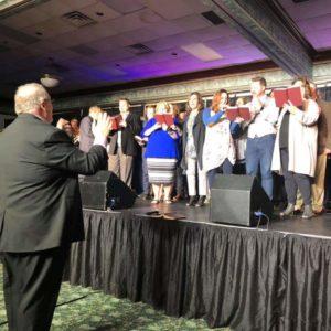 Creekside 2018 Revival Choir