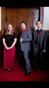 CHAPEL VALLEY SIGNS MEADOW LANE ON THEIR SANCTUARY RECORD LABE