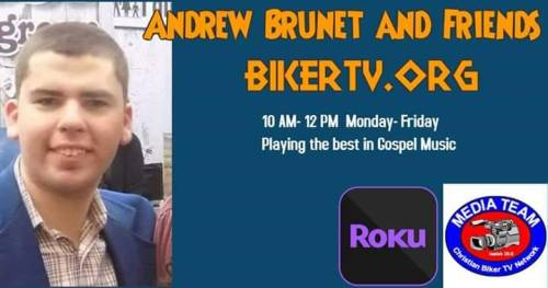 ANDREW BRUNET AND FRIENDS BECOMES NATIONALLY SYNDICATED