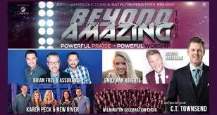 "Daywind Music Group Announces Partnership with Abraham Productions, Inc. On New ""BEYOND AMAZING"" Tour"