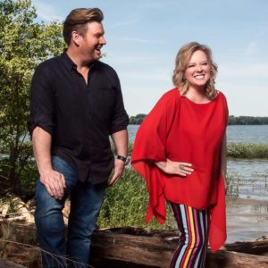 Jim and Melissa Brady
