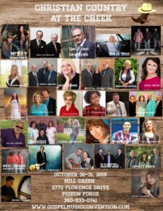 Christian Country at the Creek 2019