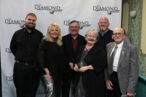 Eagle's Wings at 2020 Diamond Awards