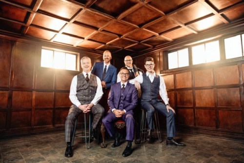 Legacy Five with Scott Fowler at the helm