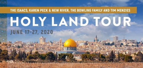 Karen Peck and New River Returning to the Holy Land