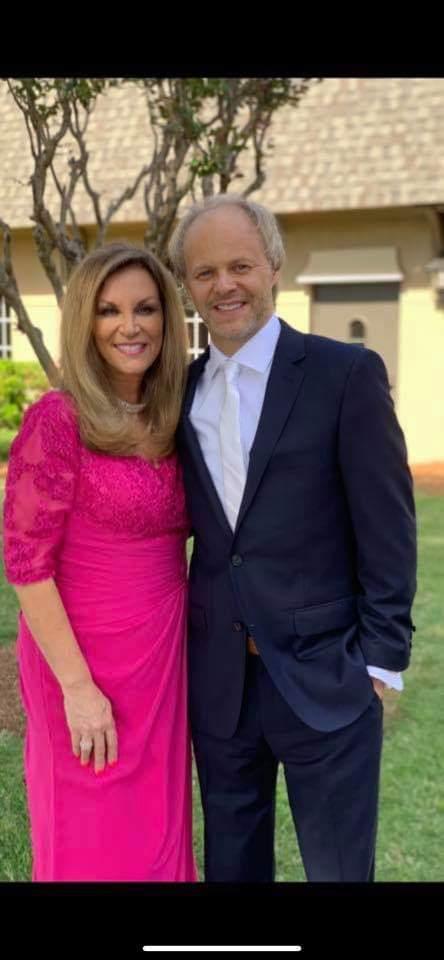 Kelly Nelon and Jason Clark
