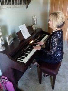 """Beyond the Song: the Griffiths sing """"He Restores"""" by Debbie Davis"""