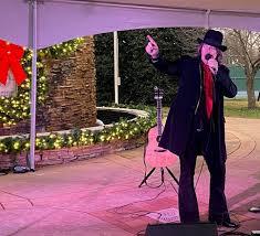 Chris Golden sings Santa's Prayer
